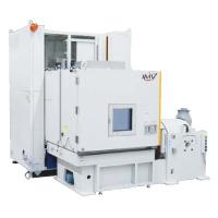 水平/垂直切换型复合环境试验装置